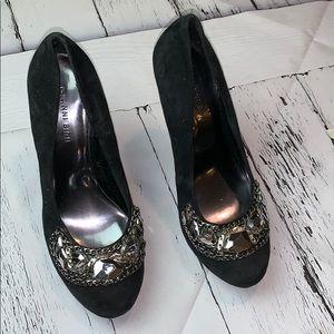 Preowned Gianni BIni 9.5M Heels